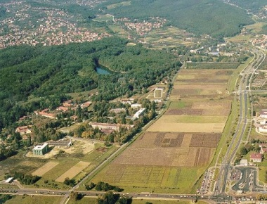 Panorama Fakultetskog dobra-2003.g.