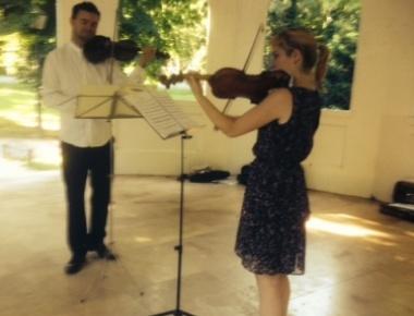 Ivan Zovko, violina 06. srpnja 2014. godine