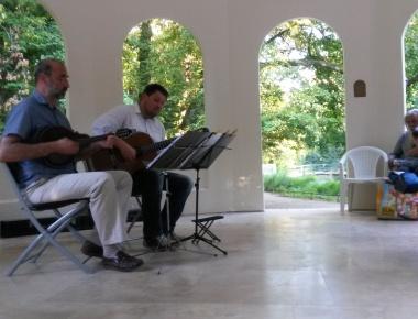 Ambrozije Puškarić, gitara, 28. kolovoza 2016.